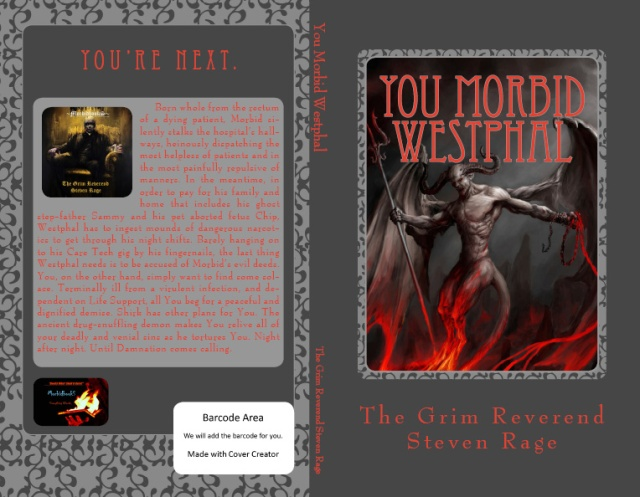 'click' image to get You some: 'You Morbid Westphal' in Print and Kindle!