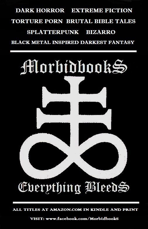 'CLICK' for MorbidbookS on Amazon.com.